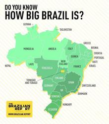 Brazil big by Disney08