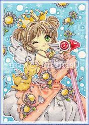 CCS: Sakura-chan by 0Febris0
