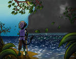 Commission: The Wayward Astronomer Ch 5 by byakurai1313