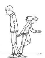 IJWH: Running Away by byakurai1313