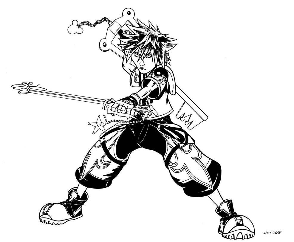 Sora Valor Form by byakurai1313