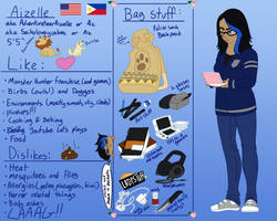 Meet the Artist by SeikoloveyCakes
