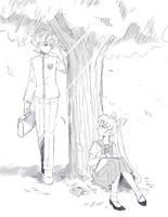 When we meet again by Mangaka-chan