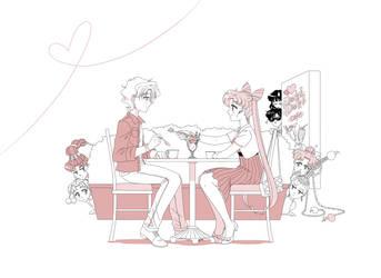 Date by Mangaka-chan