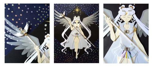 Sailor Cosmos by Mangaka-chan