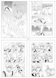 Future Reunion - Act 9 (Part 6) by Mangaka-chan