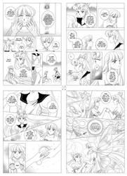Future Reunion - Act 9 (Part 8) by Mangaka-chan