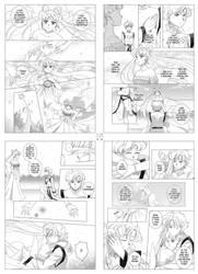 Future Reunion - Act 9 (Part 9) by Mangaka-chan