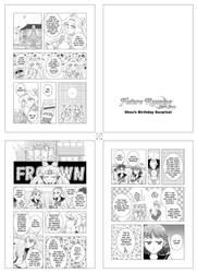 Shou's Birthday Surprise! (part 1) by Mangaka-chan