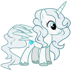 Silverheart Vector Commission by Lightning-Bliss