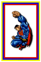 Superman by m-charalambous
