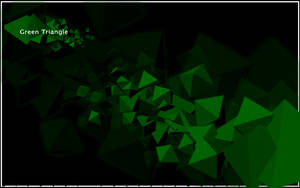 Green Triangle by m-charalambous