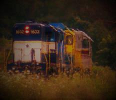 Train by Ambruno
