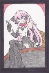 [CV03] Blackjack Ace by NisuKitsune