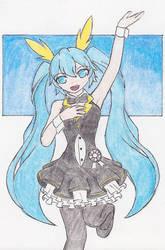 [CV01] Hand-in-Hand Bunny by NisuKitsune