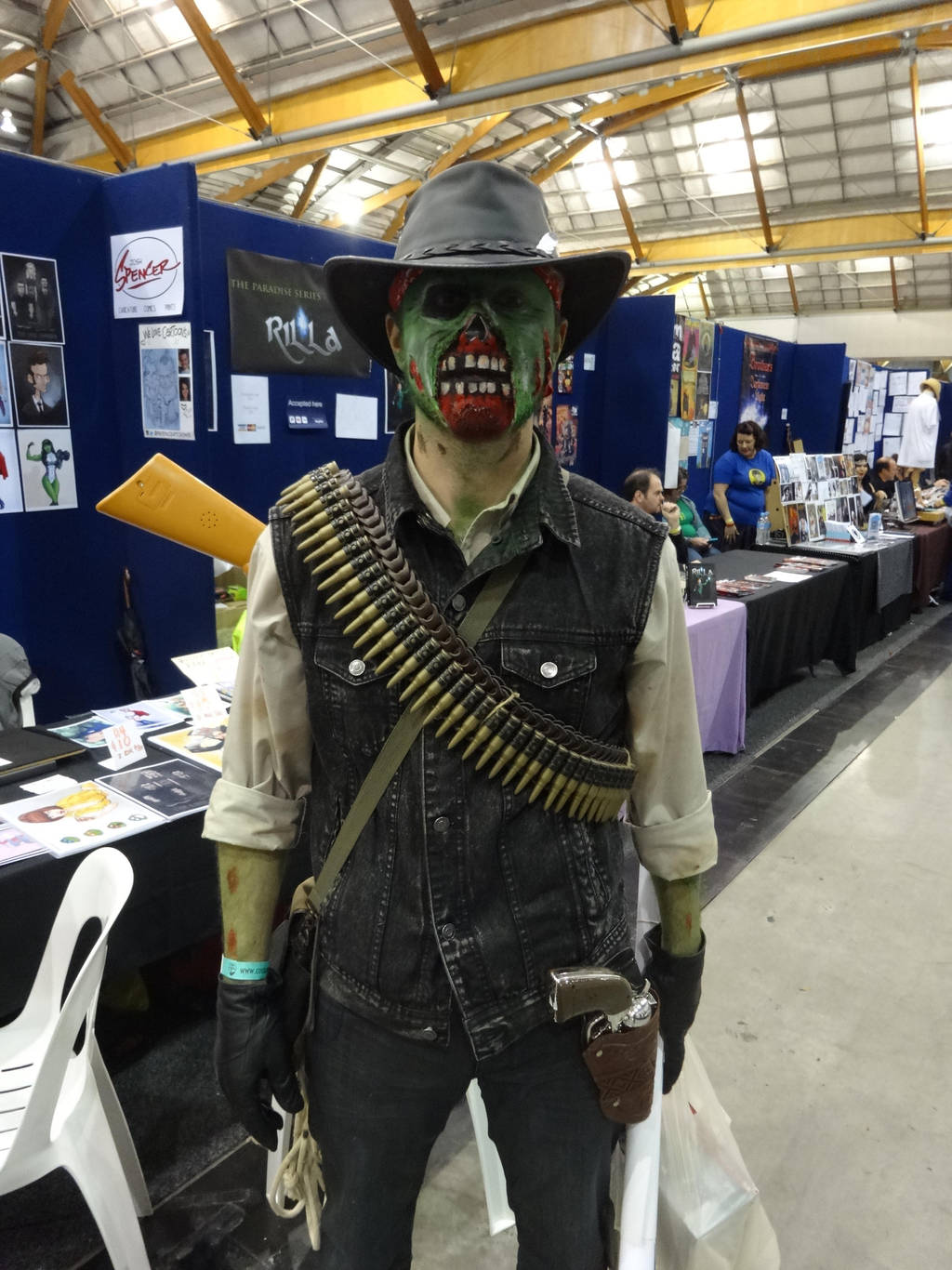 Red Dead Redemption, Undead Nightmare 01 by lizardman22