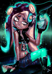 Marina oh yeah X3 by Jam-Graphics