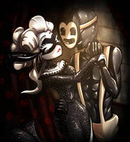 Sammy and Maybelene *Arttrade* by Jam-Graphics