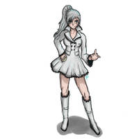 Weiss by 123shaneb