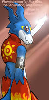 Old digimon pics -4 by cheenot