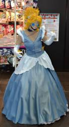 Cinderella Scarecrow by flozzilla