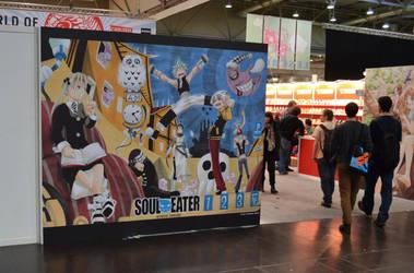 Soul Eater Wall by flozzilla