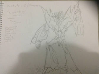 Protoform X WIP by warriorsofskaro1010