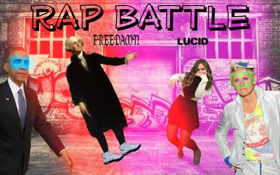 Rap Battle (old project) by tcmurphy19