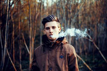 Smoke by tiuscorpse