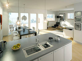 island kitchen by ranggaumbas