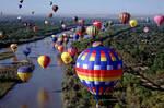 Balloons by korndogger