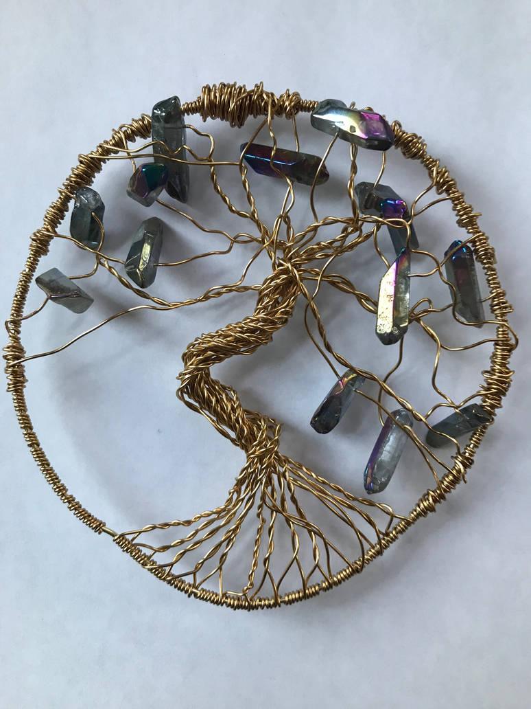 My first wire tree by ariya-sacca