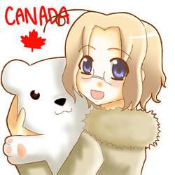 APH: CANADA by GesuGesu