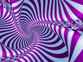 A Purple Twist by twodimensions