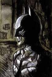 The Dark Knight III by TheFatalImpact