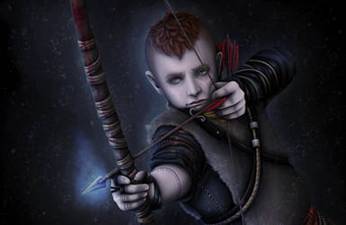 Atreus by TheFatalImpact