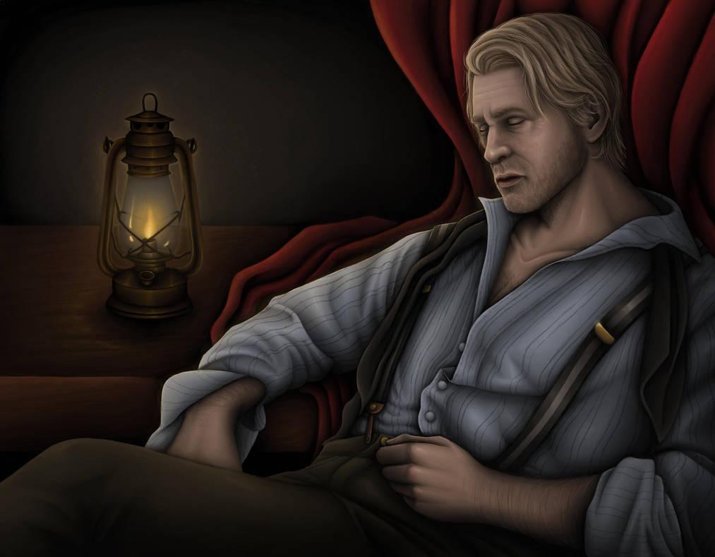 Arthur Morgan II by TheFatalImpact