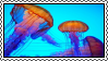Jellyfish Stamp by Gay-Mage-Of-Space