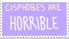 Cisphobes Are Horrible by Gay-Mage-Of-Space