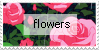 Flowers Stamp by Gay-Mage-Of-Space