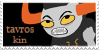 Tavros Kin Stamp by Gay-Mage-Of-Space