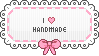 Stamp - ! Heart Handmade by firstfear