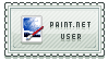 Stamp - Paint.net User by firstfear