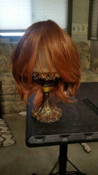 Wig that I'm going to wear (read desc.) by jaxtheheathen