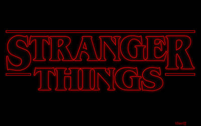 Cool New - Stranger Things FHD Wallpaper by JackXan