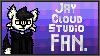 [COMM] Jay Fan Button by AlejandroSaysHoy