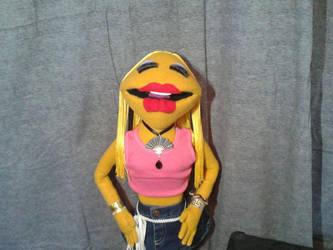 Janice!! Muppet doll by MXSAVN31