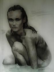 Diane Kruger by MXSAVN31
