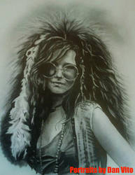 Janis Joplin by MXSAVN31