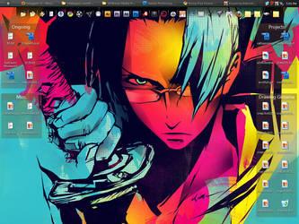 Desktop for X-mas.12-25-10 by Toushi-Kun
